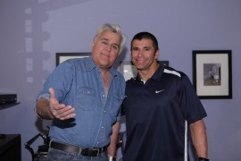 The Tonight Show with Jay Leno – BACKSTAGE
