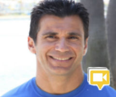 Trainer Tony Martinez Google Hangout